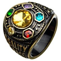 Infinity Gauntlet Infinite Power Ring
