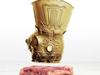 Infinity Gauntlet Meat Tenderizer