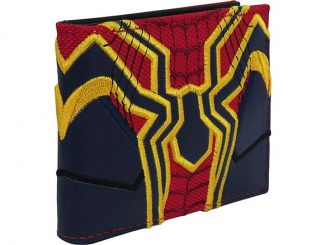 Avengers Infinity War Iron Spider Suit-Up Wallet
