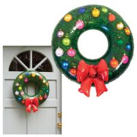Inflatable Christmas Wreath