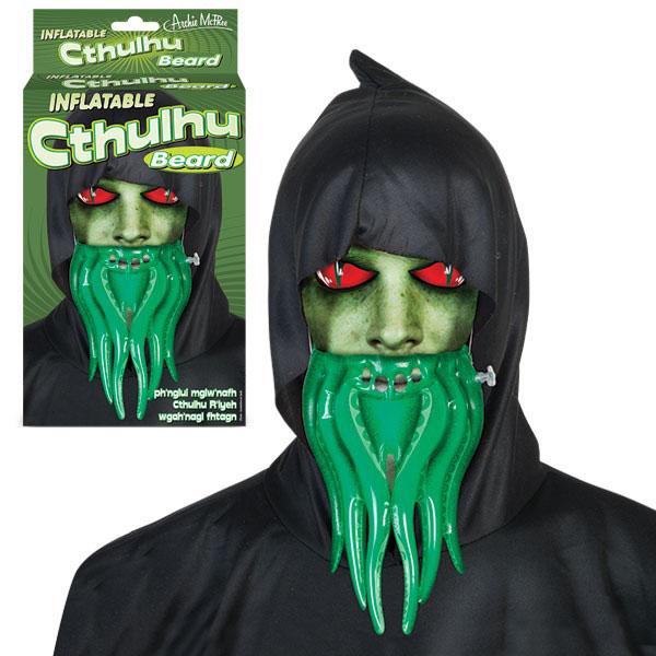Inflatable Cthulhu Beard