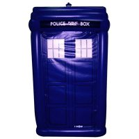 Inflatable Docotor Who Tardis