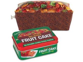 Inflatable Fruitcake