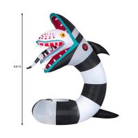 Inflatable Giant Beetlejuice Sandworm