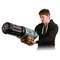 Inflatable Mini-gun Arm