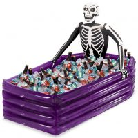 Inflatable Skeleton Cooler