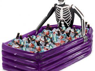 Inflatable Skeleton Cooler