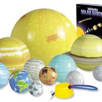 giant inflatable solar system set - photo #18