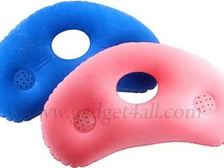 Inflatable Speaker Pillow