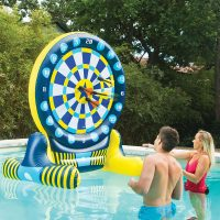 Inflatable Swimming Pool Dartboard