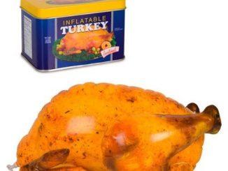 Inflatable Turkey