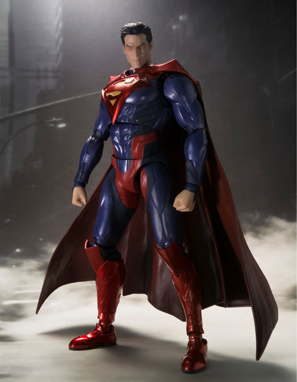 Injustice Gods Among Us Superman Action Figure