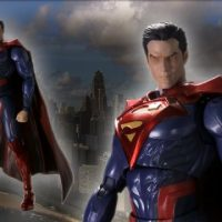 Injustice Gods Among Us Superman SH Figuarts Action Figure