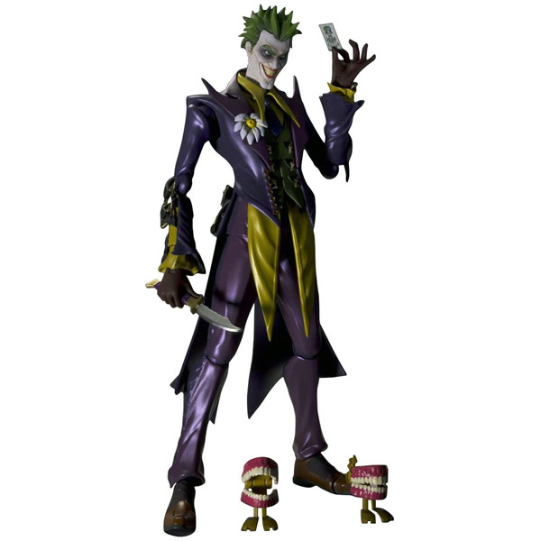 Injustice Gods Among Us The Joker SH Figuarts Action Figure