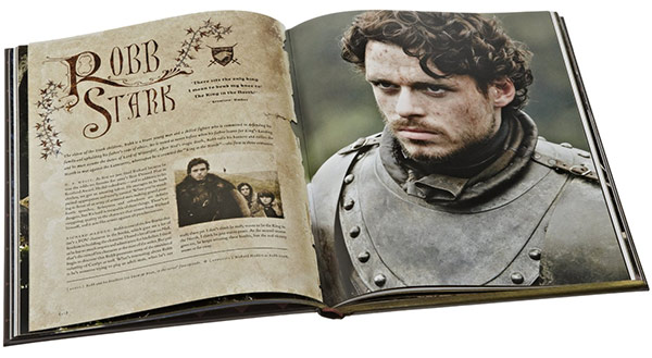 Inside HBO's Game of Thrones Hardcover
