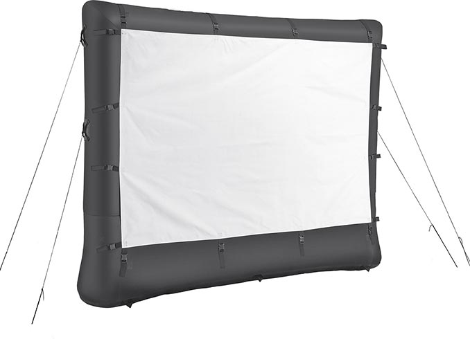 Insignia Inflatable Outdoor Projector Screen