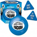 Instant Excuse Game Ball