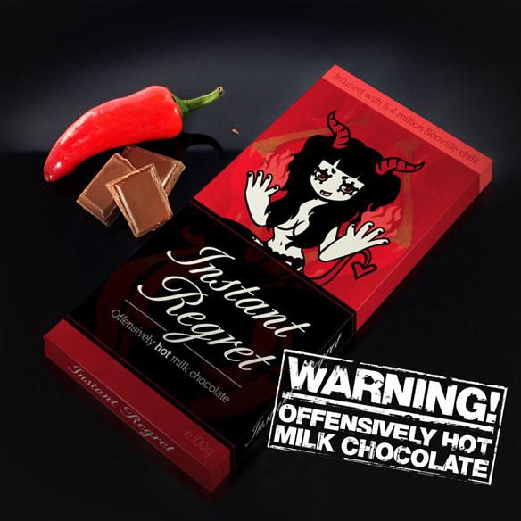 Instant Regret Chocolate Bar