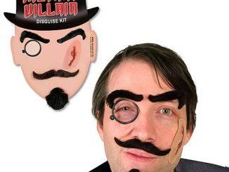 Instant Villain Disguise Kit