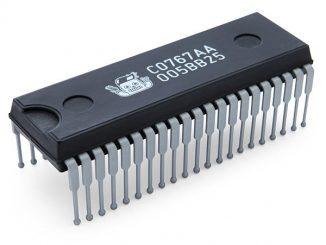 Integrated Circuit Brush