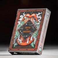 Into the Weird Playing Card Deck