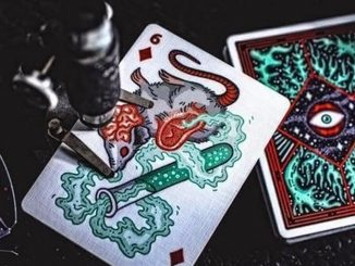 Into the Weird Playing Cards