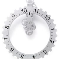 Invotis Wall Gear Clock 2