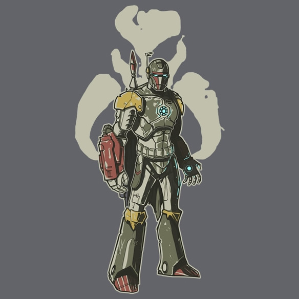 Iron Fett T-Shirt