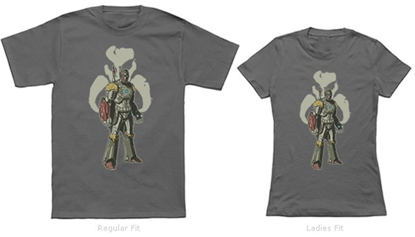 Iron Fett T-Shirts
