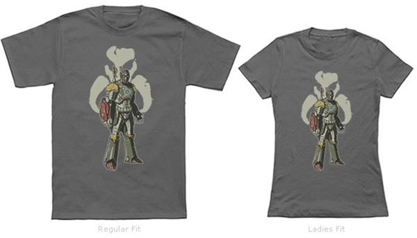 Iron Fett T-Shirts