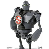 Iron Giant Deluxe Talking Collectible Figure with S on chest
