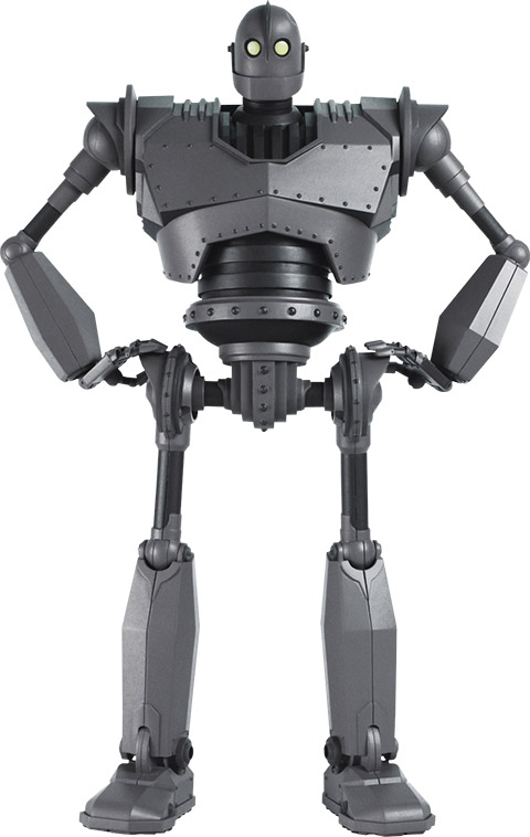 Iron Giant Deluxe Talking Collectible Figure