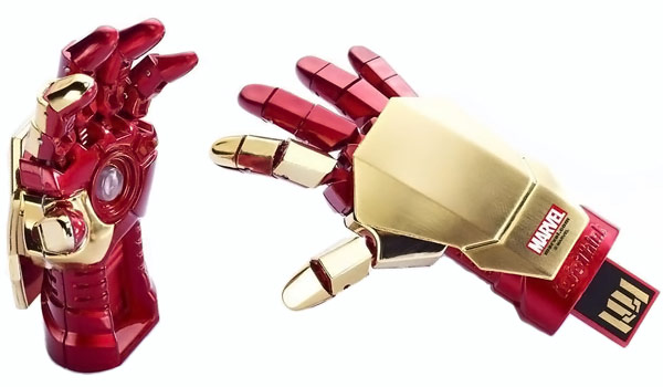 Iron Man 3 Mark 42 Hand Flash Drive