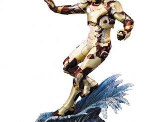 Iron Man 3 Mark XLII ArtFX Statue