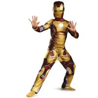 Iron Man 3 Toddler Costume