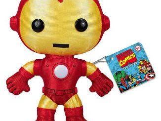 Iron Man 7-Inch Plush
