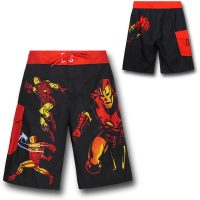 Iron Man Board Shorts