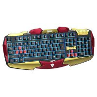 Iron Man Gaming Keyboard