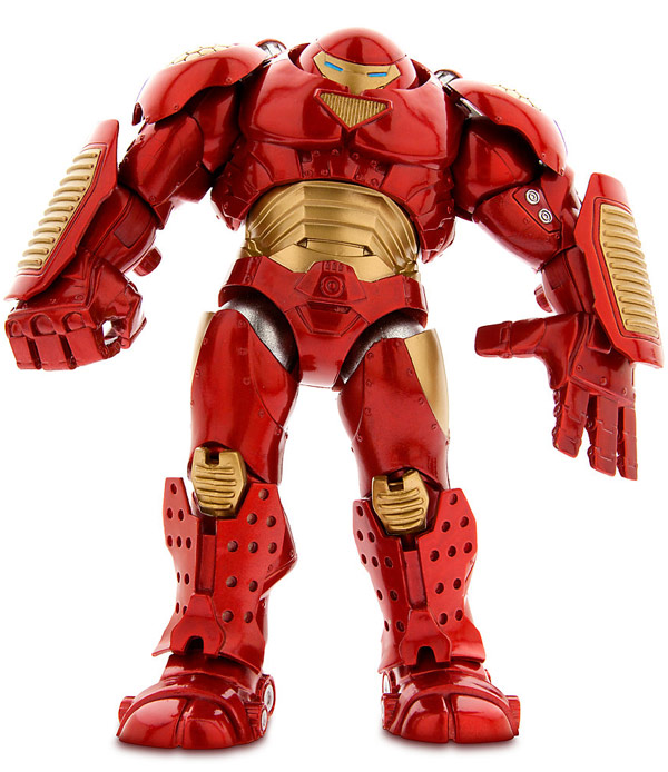 Iron Man Hulkbuster Action Figure Toy