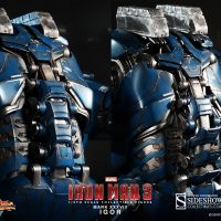 Iron Man Igor Mark XXXVIII Collectible Figure Detail