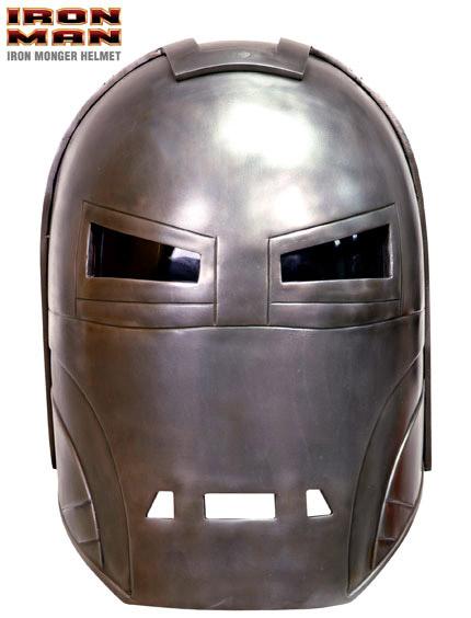 Iron Man Iron Monger Helmet