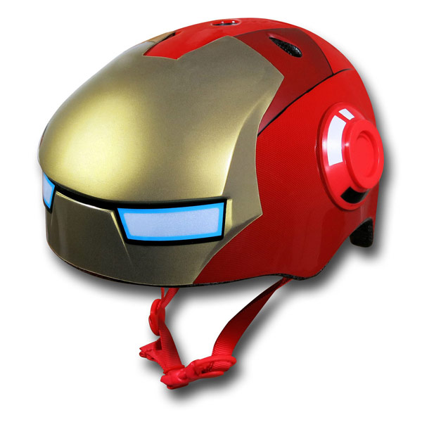 Iron Man Kids Helmet