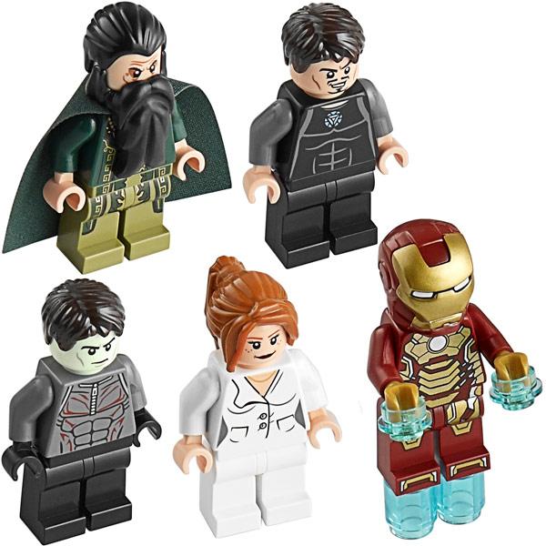 Iron Man Malibu Mansion Attack