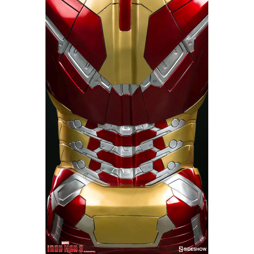 iron man mark 42 lifesize figure