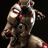 Iron Man Mark 42 Maquette