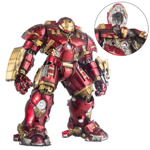 Iron Man Mark 44 Hulkbuster 1 12 Scale Die-Cast Metal Action Figure