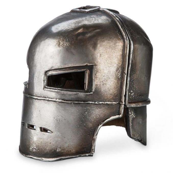 Iron Man Mark I Helmet Marvel Masterworks Film Prop Duplicate