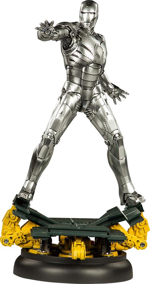 Iron Man Mark II Quarter-Scale Maquette