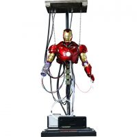 Iron Man Mark III Construction Version Figure