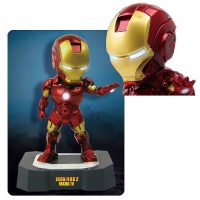 Iron Man Mark IV Light-Up Egg Attack Statue
